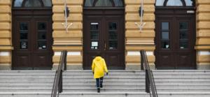Kaupungintalo Oulu Hilkka Haaga